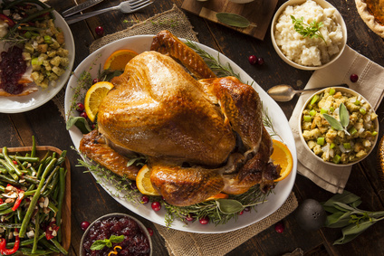 Order Fresh Holiday Turkeys at Grasshoppers